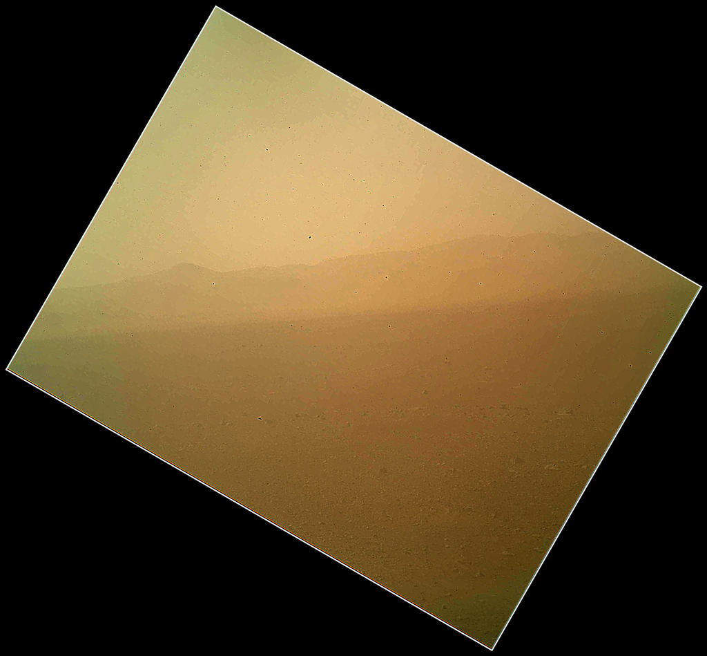 First_Color_Image_of_the_Martian_Landscape_Returned_from_Curiosity