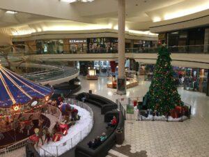 Hilltop mall